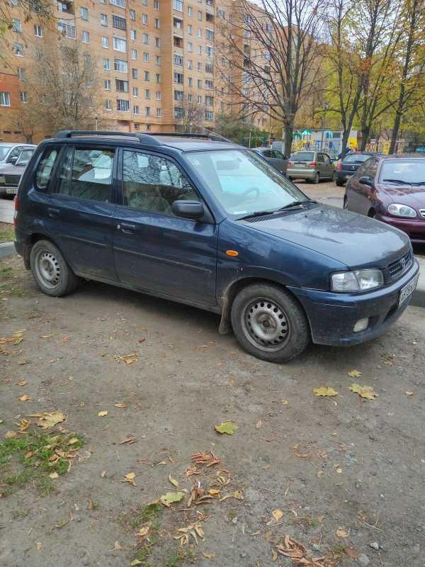 Mazda Demio, 1999 год, 170 000 руб.
