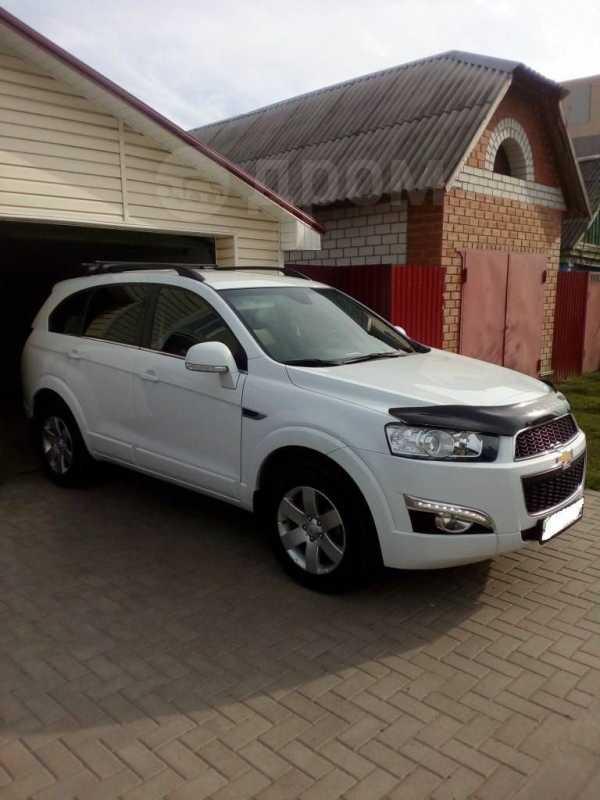 Chevrolet Captiva, 2012 год, 980 000 руб.