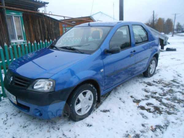 Renault Logan, 2008 год, 228 000 руб.