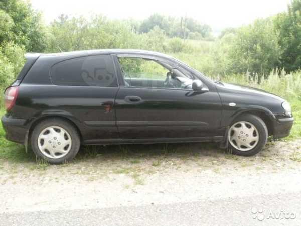 Nissan Almera, 2000 год, 140 000 руб.