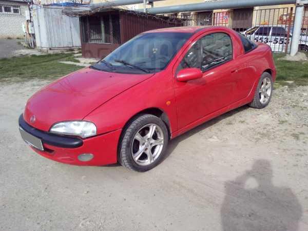 Opel Tigra, 1998 год, 185 000 руб.