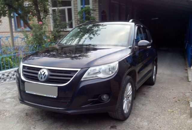 Volkswagen Tiguan, 2008 год, 610 000 руб.