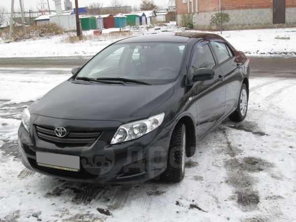 Toyota Corolla, 2008 год, 474 000 руб.