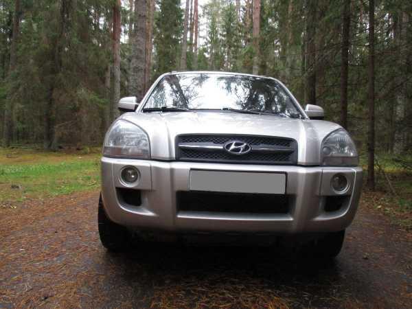 Hyundai Tucson, 2007 год, 520 000 руб.