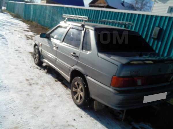 Лада 2115 Самара, 2006 год, 160 000 руб.