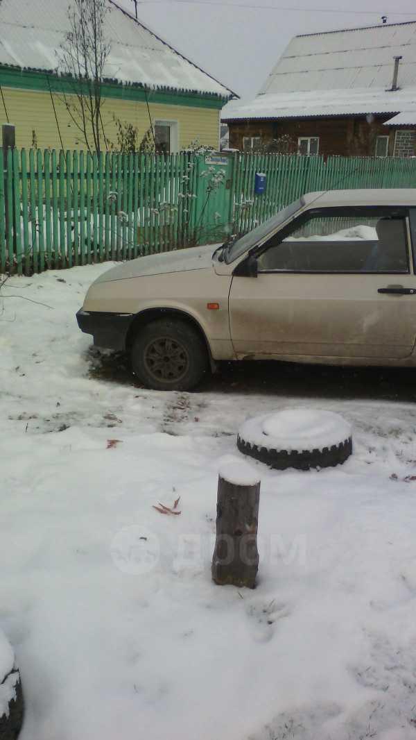 Лада 2108, 1987 год, 30 000 руб.