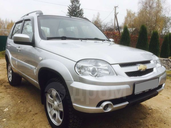 Chevrolet Niva, 2012 год, 410 000 руб.