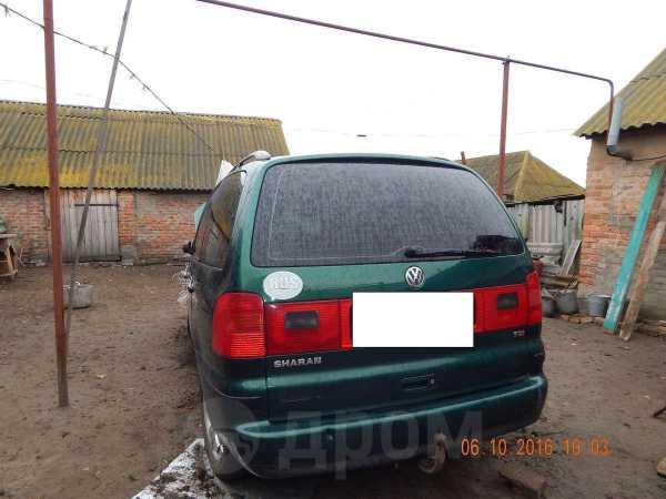 Volkswagen Sharan, 2001 год, 170 000 руб.