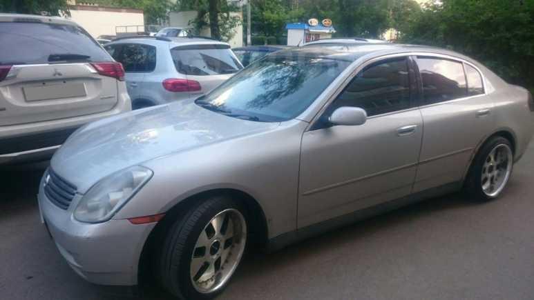 Nissan Skyline, 2001 год, 190 000 руб.