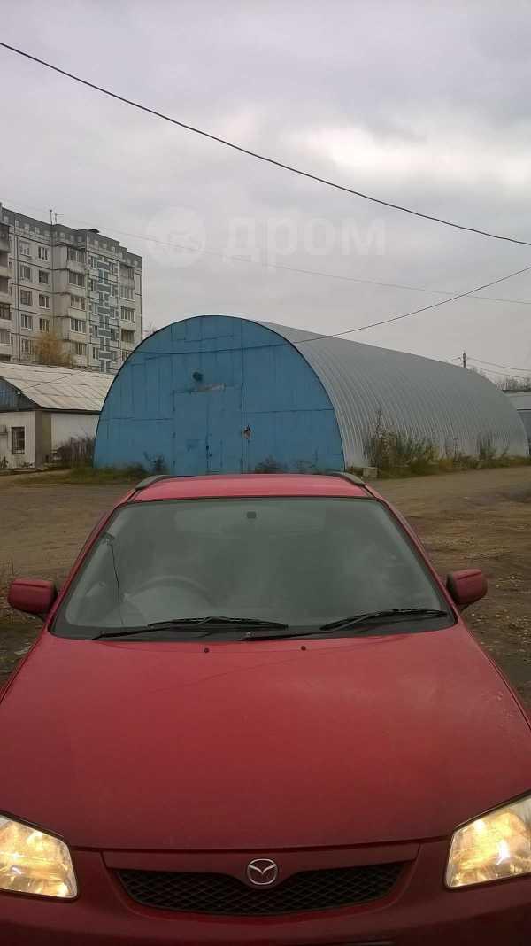 Mazda Familia, 1998 год, 150 000 руб.