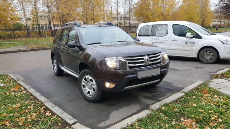 Renault Duster, 2015 год, 650 000 руб.