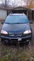Chevrolet Rezzo, 2008 год, 290 000 руб.