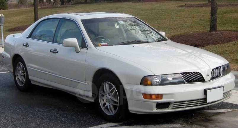 Mitsubishi Diamante, 1999 год, 340 000 руб.