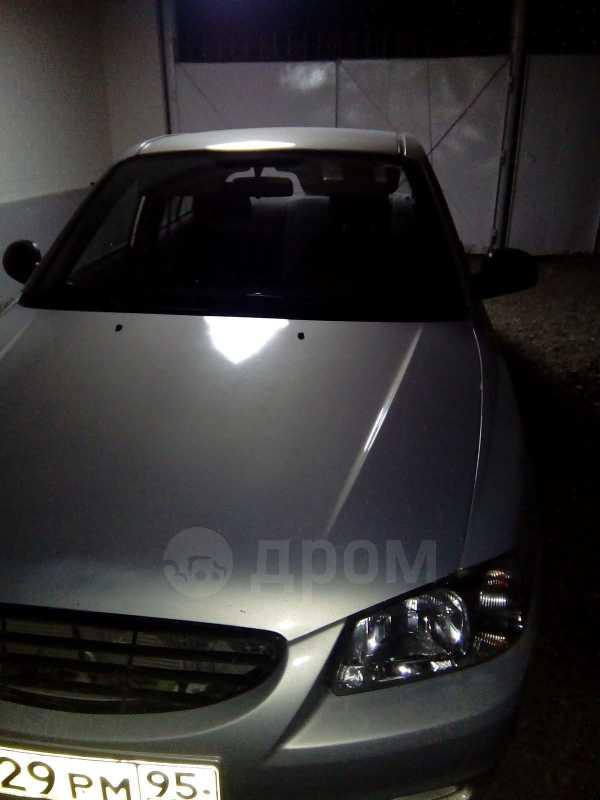 Hyundai Accent, 2009 год, 500 000 руб.