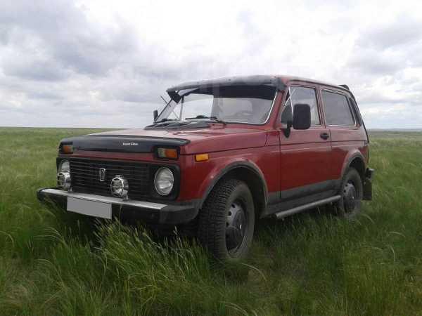 Лада 4x4 2131 Нива, 1997 год, 89 000 руб.
