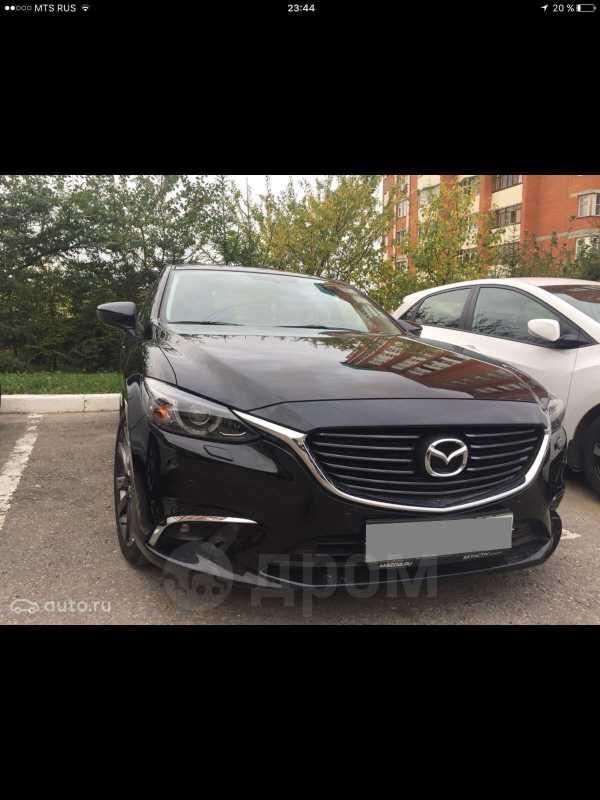 Mazda Mazda6, 2015 год, 1 370 000 руб.