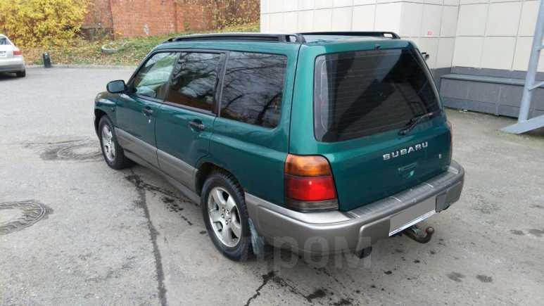 Subaru Forester, 1999 год, 200 000 руб.