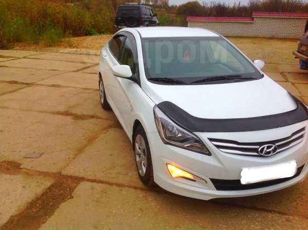 Hyundai Solaris, 2015 год, 613 000 руб.