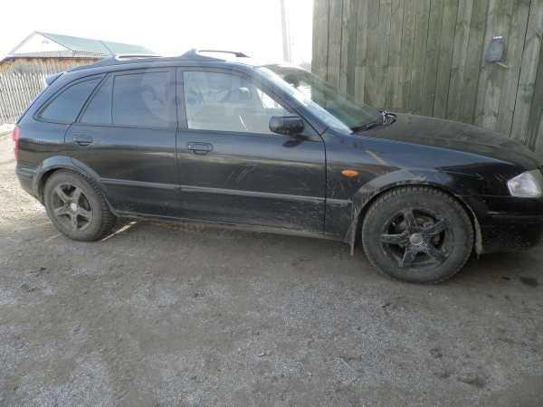 Mazda 323F, 2000 год, 150 000 руб.