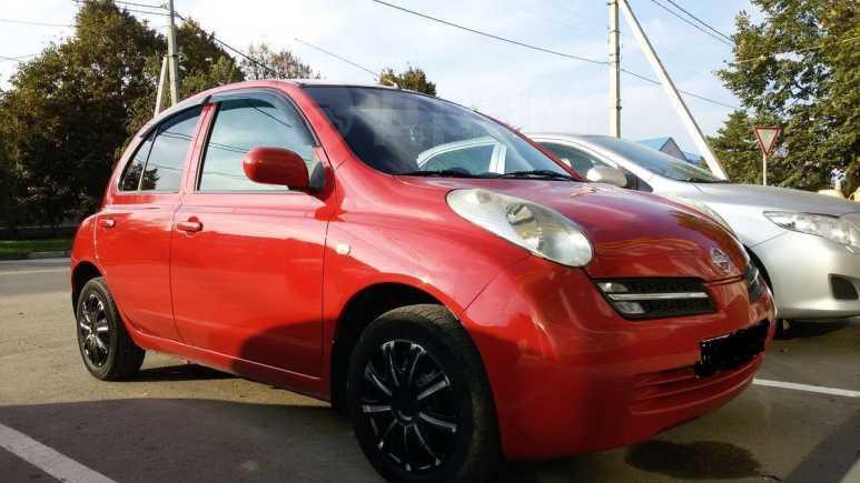 Nissan Micra, 2006 год, 260 000 руб.