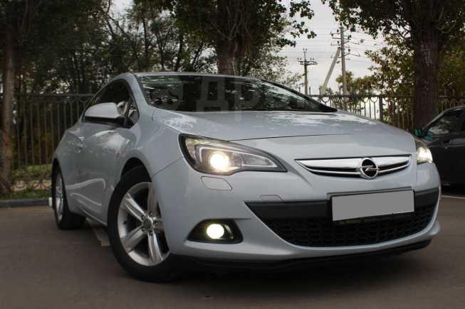 Opel Astra GTC, 2011 год, 600 000 руб.