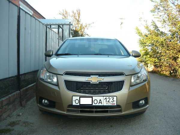 Chevrolet Cruze, 2009 год, 437 000 руб.