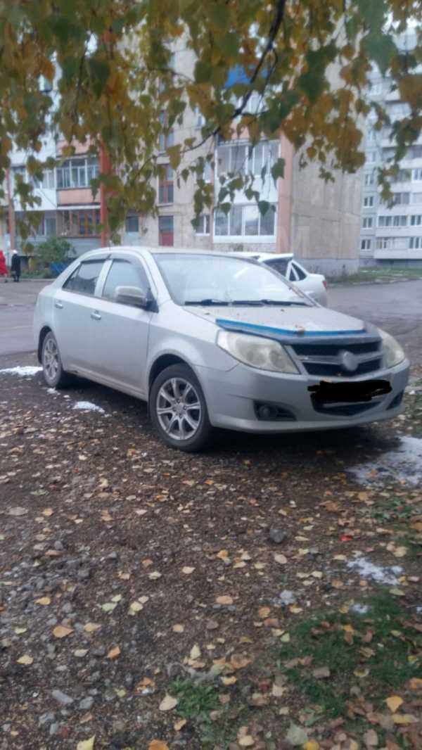 Geely MK, 2008 год, 180 000 руб.