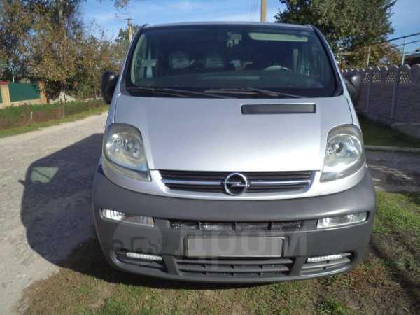 Opel Vivaro, 2003 год, 480 000 руб.