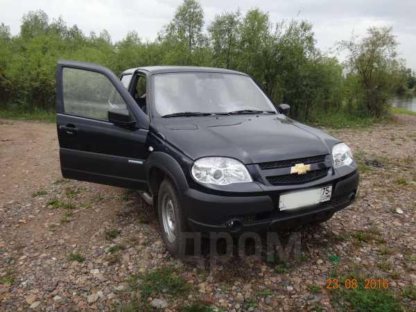 Chevrolet Niva, 2012 год, 490 000 руб.