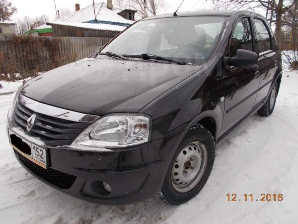 Renault Logan, 2010 год, 380 000 руб.