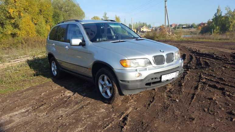BMW X5, 2003 год, 430 000 руб.