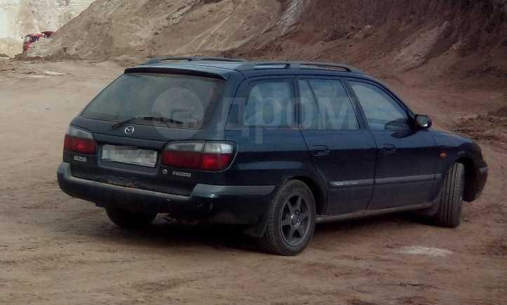 Mazda 626, 1998 год, 174 000 руб.
