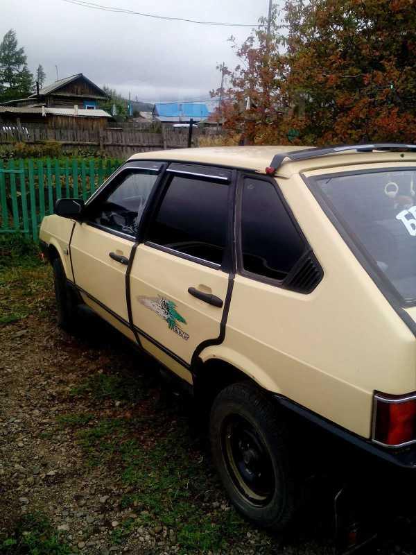 Лада 2109, 1988 год, 80 000 руб.
