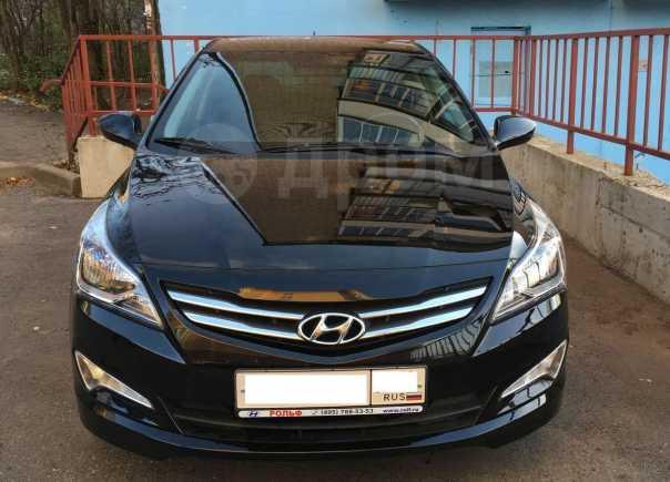 Hyundai Solaris, 2015 год, 800 000 руб.