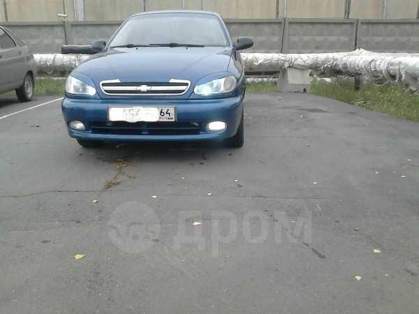 Chevrolet Lanos, 2007 год, 182 000 руб.