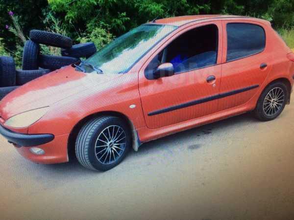 Peugeot 206, 2002 год, 170 000 руб.