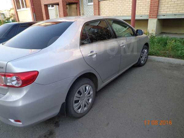 Toyota Corolla, 2011 год, 614 000 руб.