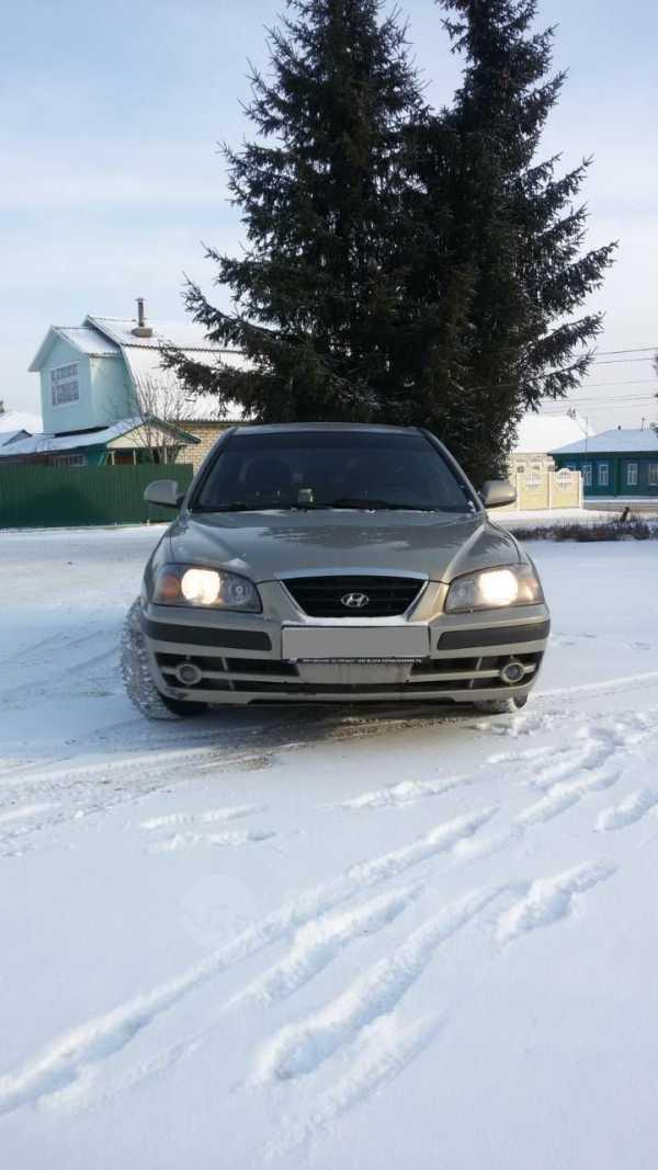 Hyundai Elantra, 2008 год, 265 000 руб.