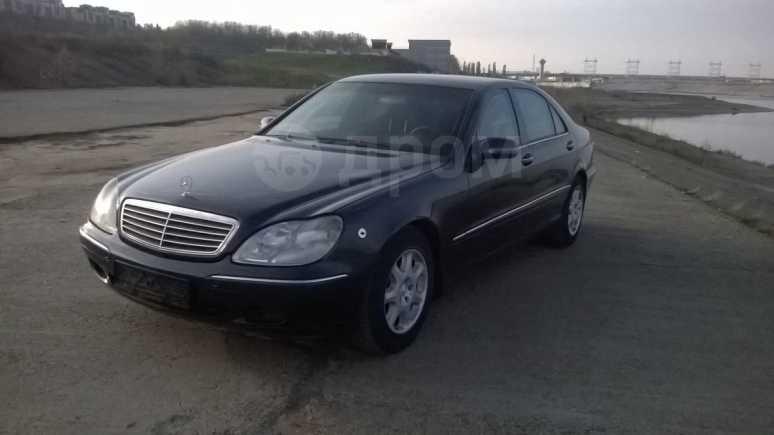Mercedes-Benz S-Class, 2000 год, 1 100 000 руб.