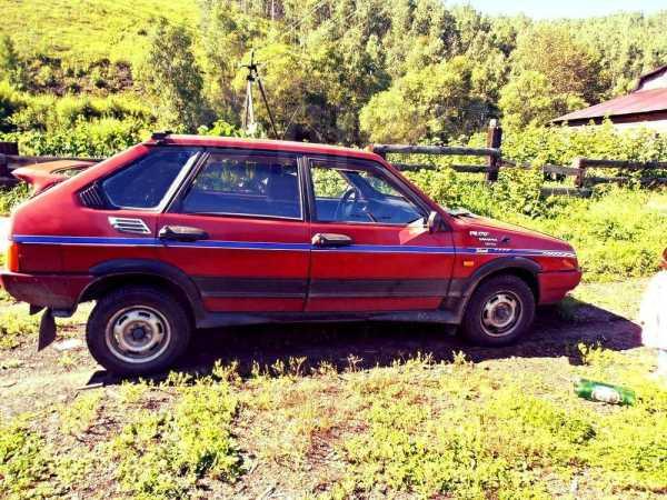 Лада 2109, 1998 год, 46 000 руб.