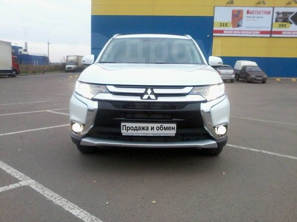 Mitsubishi Outlander, 2015 год, 1 380 000 руб.