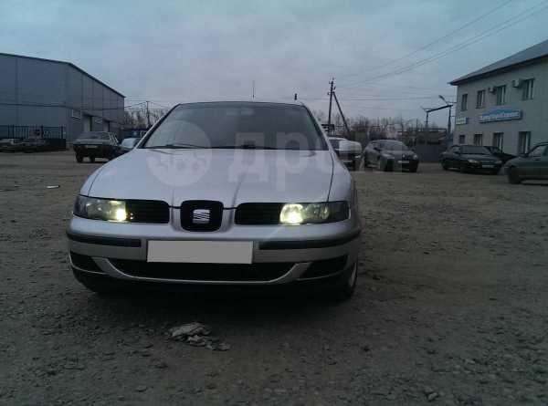 SEAT Leon, 2002 год, 169 000 руб.