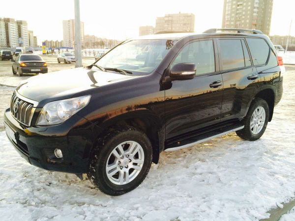 Toyota Land Cruiser Prado, 2012 год, 1 750 000 руб.