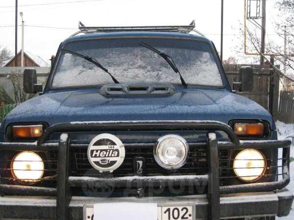 Лада 4x4 2121 Нива, 2002 год, 164 000 руб.