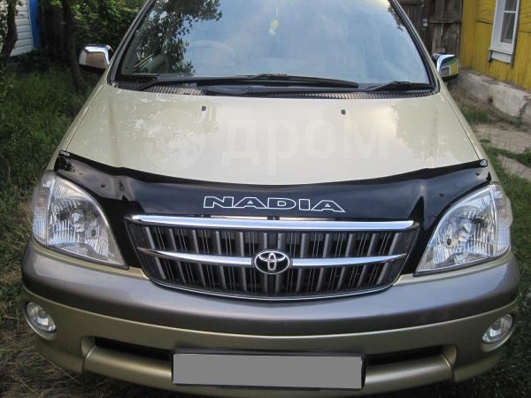 Toyota Nadia, 2002 год, 500 000 руб.