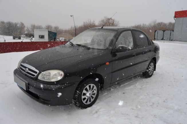 ЗАЗ Сенс, 2007 год, 77 000 руб.