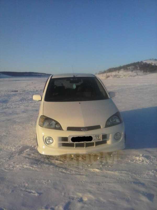 Daihatsu YRV, 2002 год, 195 000 руб.