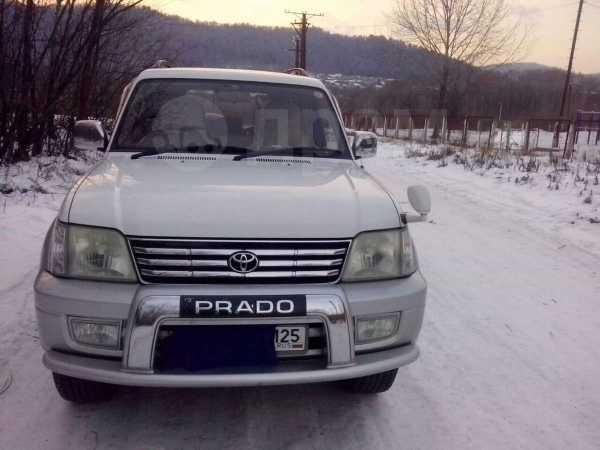 Toyota Land Cruiser Prado, 2002 год, 970 000 руб.