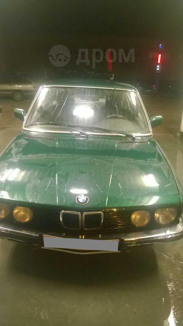 BMW 5-Series, 1983 год, 50 000 руб.