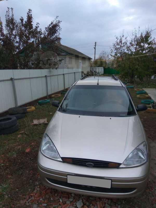 Ford Focus, 2002 год, 240 000 руб.